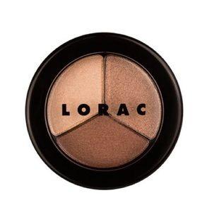 Lorac Eyeshadow Trio Bronzed Bombshell